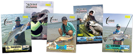 Send your photos and get featured in Saltwater Angler magazines