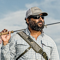 Don Alcala - Fly Fishing in Corpus Christi