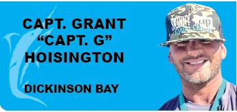Capt. Grant Hoisington