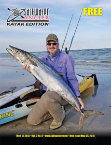 Saltwater Angler Kayak Fishing Magazine
