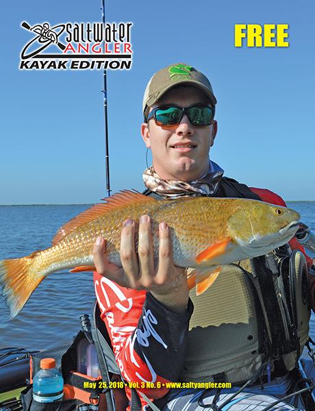 Saltwater Angler Magazine - Saltwater Fishing in Corpus Christi