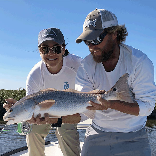 Port Aransas fly fishing guides