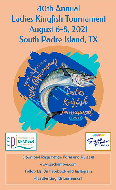 40th Annual Ladies Kingfish Tournament South Padre Island