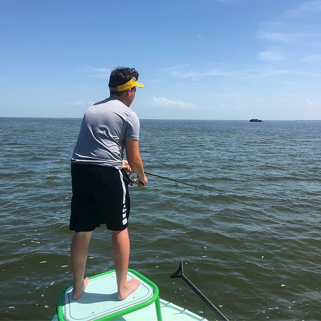 Take your kids fishing in Corpus Christi