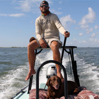 Capt. Marcus Haralson - Corpus Christi Fly Fishing Guide