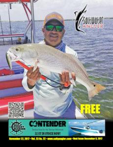 Saltwater Angler Fishing Magazines