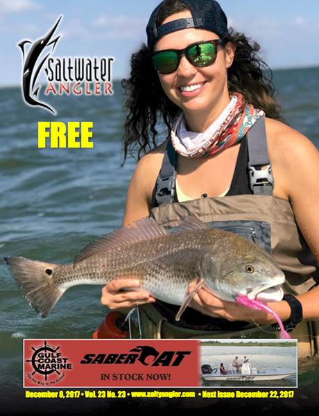 Free fishing magazines for Gulf Coast anglers