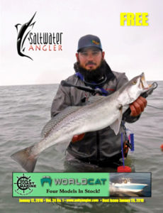 Texas fishing magazines for saltwater anglers