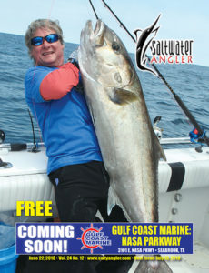 Saltwater Fishing Magazine Texas and Louisiana