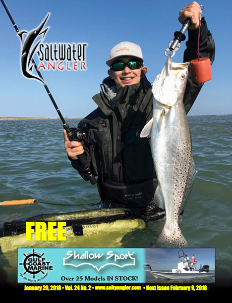Saltwater Angler saltwater fishing magazines for the Gulf Coast