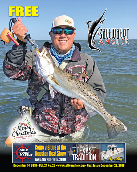 Trout fishing in Corpus Christi
