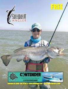 Saltwater Angler free fishing magazine