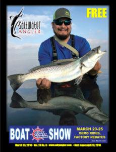 Free Texas fishing magazine