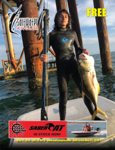 Saltwater Angler Fishing Magazine