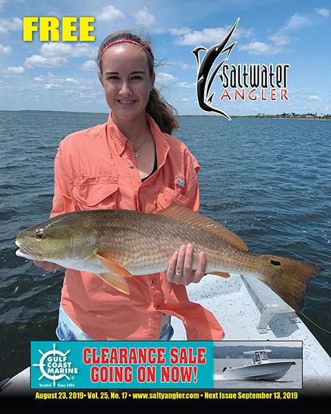 Saltwater Angler Magazine