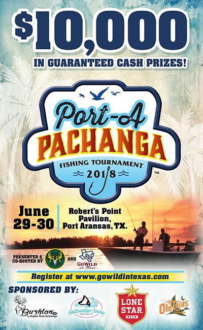 Port A Pachanga Fishing Tournament