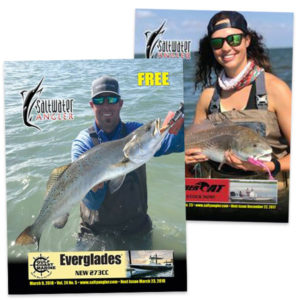 Saltwater Angler Magazine Subscription