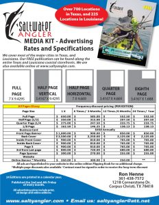 Saltwater Angler Media Kit