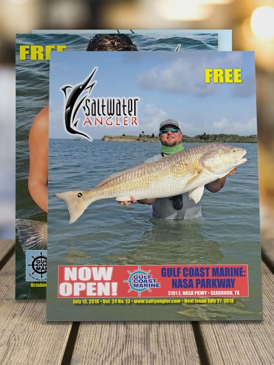 Saltwater Fishing Magazines delivered to you in Texas